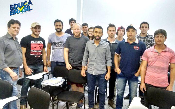 São Gabriel/RS | Curso de Auxiliar Agrônomo