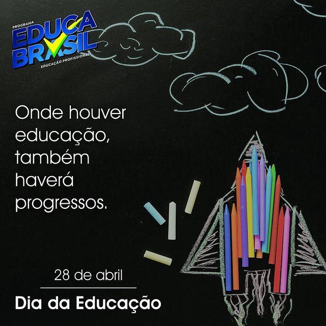 Dia da Educação | 28.04