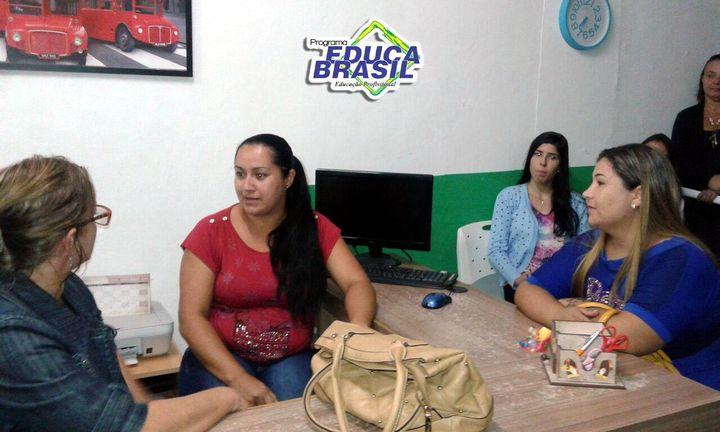Dinâmica de Grupo | Curso de Atendente na Área de Saúde e Farmácia | Rosário do Sul/RS