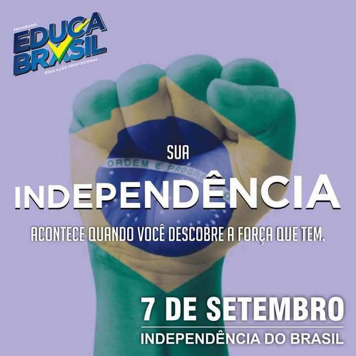 Dia da Independência do Brasil | 07.09