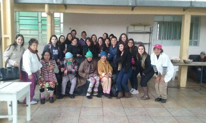 Visita Técnica | Turma do Curso de Atendente na Área da Saúde e Farmácia | Santiago/RS