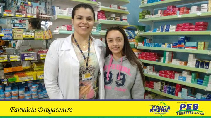 Estágio | Curso de Atendente na Área de Saúde e Farmácia | Santiago/RS