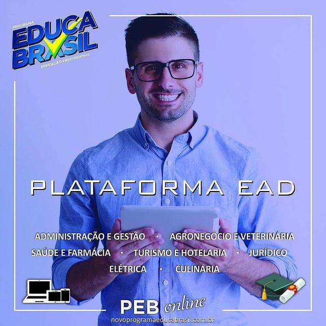 Plataforma EaD de Ensino