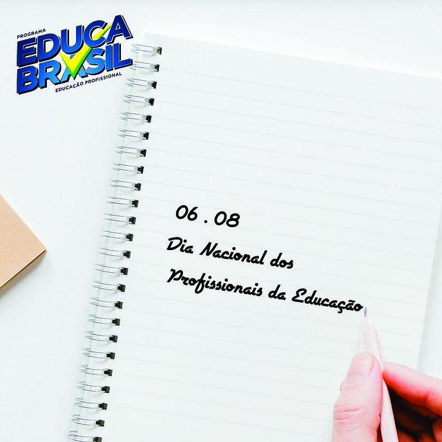 Dia dos Profissionais da Educação   06.08