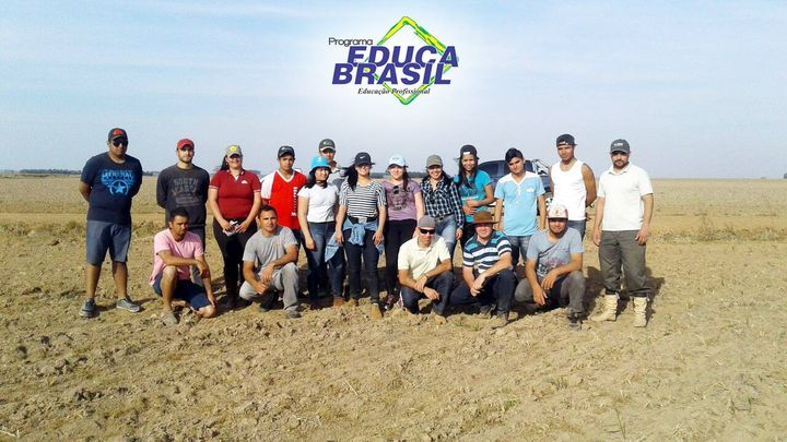 Dia de Campo | Curso de Auxiliar Agrônomo | Itaqui/RS