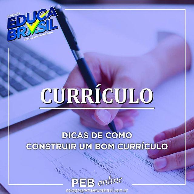 Como construir um  Currículo
