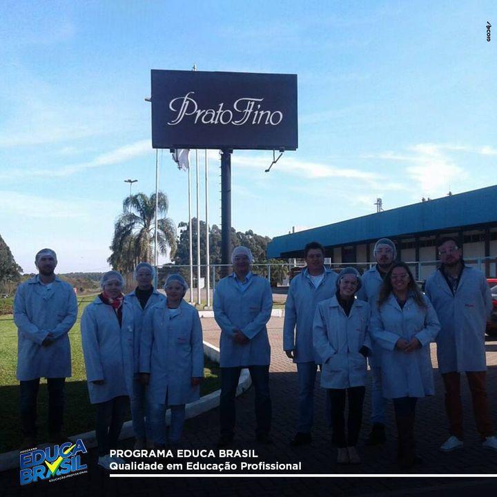 Visita Técnica - Administração do Agronegócio