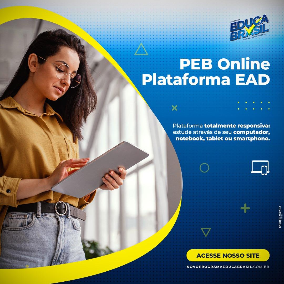 PEB Online | Plataforma EAD
