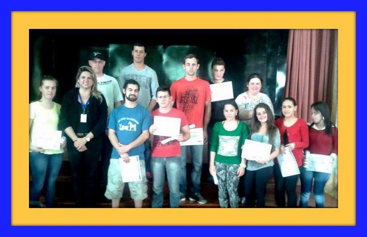 Final de Curso | Curso de Assistente Veterinário | Jaguari/RS