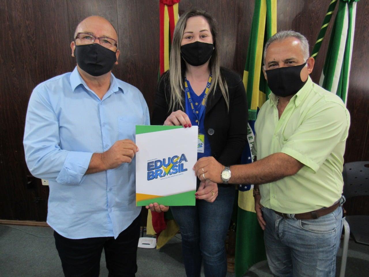 Qualificação Profissional EaD 2021 | PEB Social | Rosário do Sul/RS