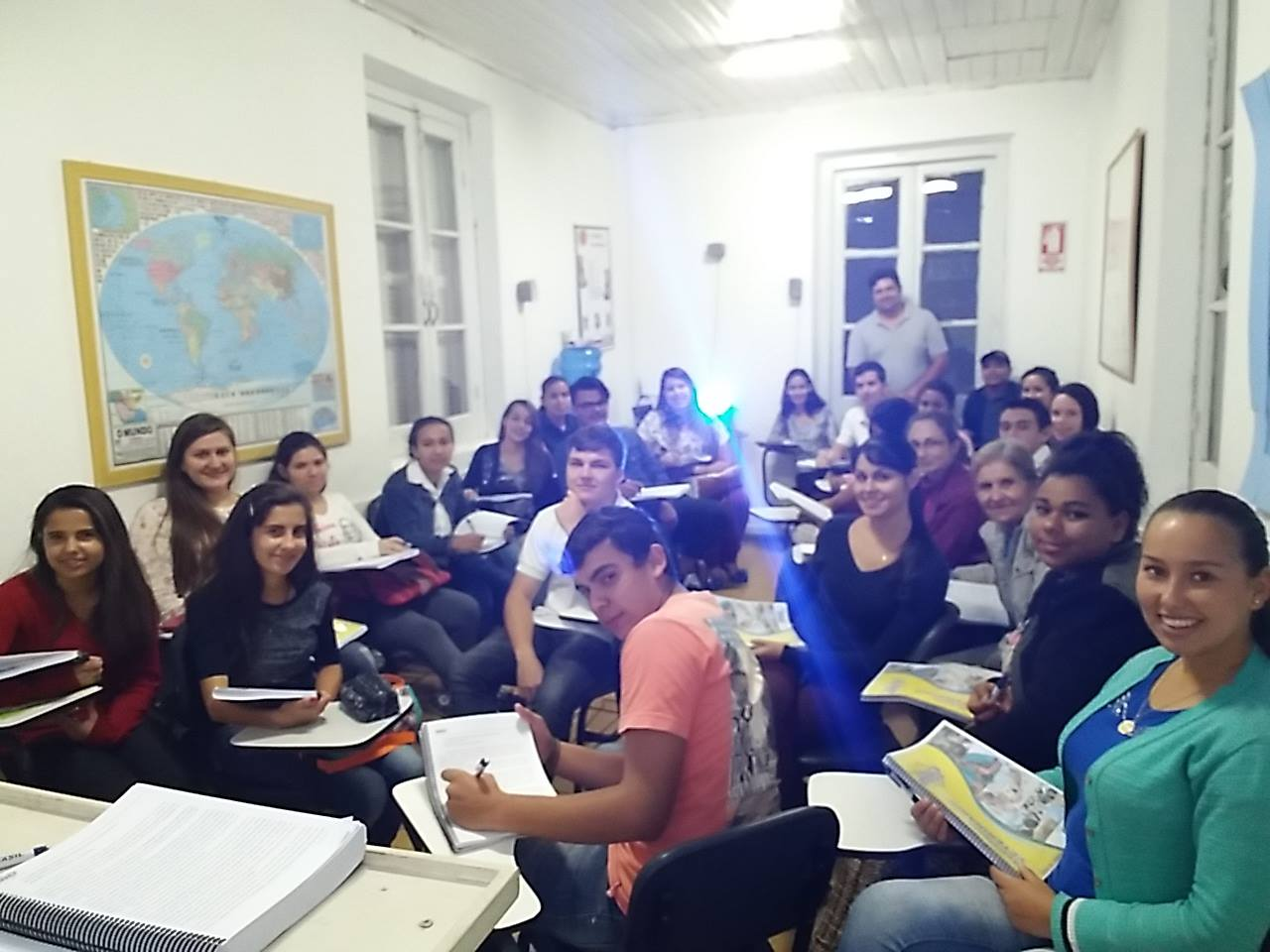 Início de Cursos   Rosário do Sul/RS