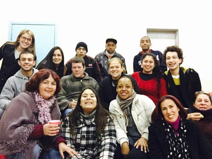 Alunos do Curso de Atendente na Área de Saúde e Farmácia | Santana do Livramento/RS