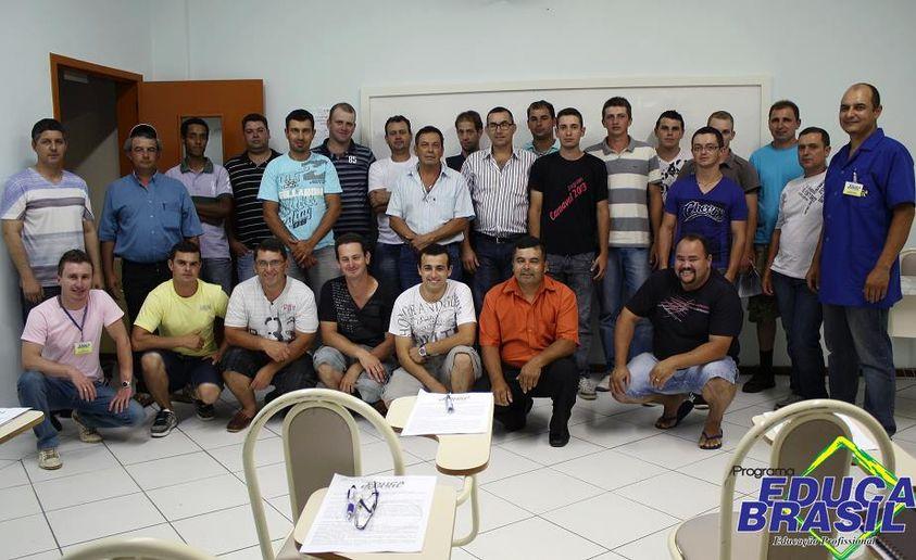 Curso de Eletricista Industrial + NR 10   Santiago/RS