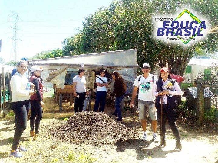 Visitação Técnica | Turma de Auxiliar Agrônomo | Santana do Livramento/RS