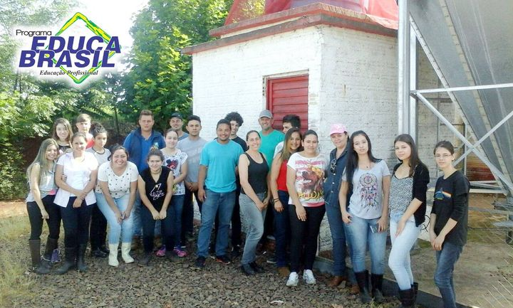 Visita Técnica | Curso de Assistente Veterinário | Santa Rosa/RS
