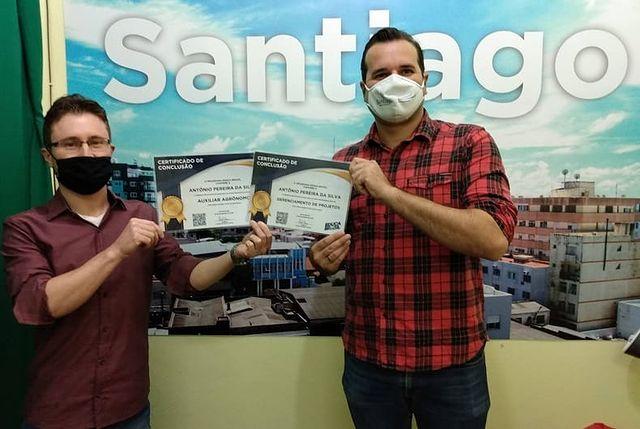 Cursos Profissionalizantes EaD | PEB Social | Santiago/RS