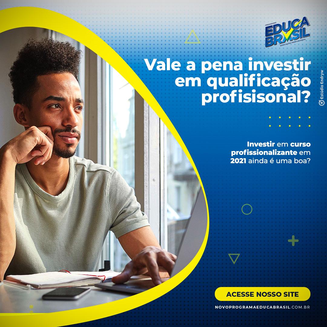 Investimento em Qualificação Profissional