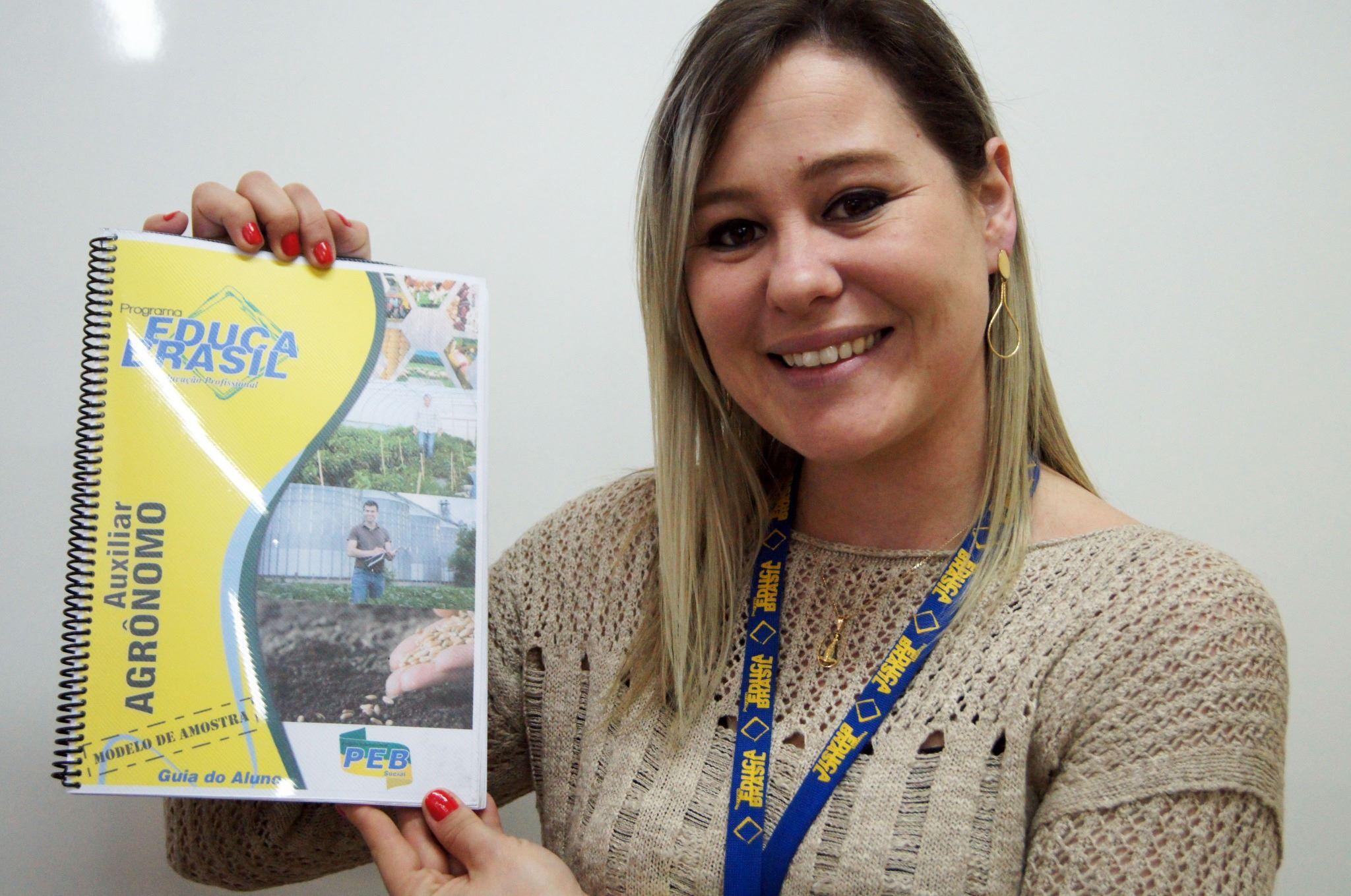 Novos Cursos pelo PEB Social para Santiago/RS