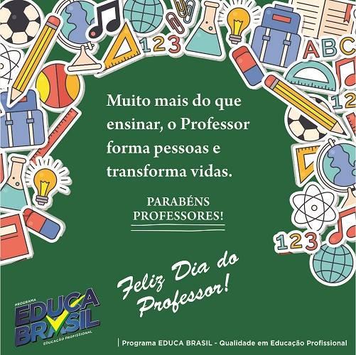 Dia do Professor | 15.10