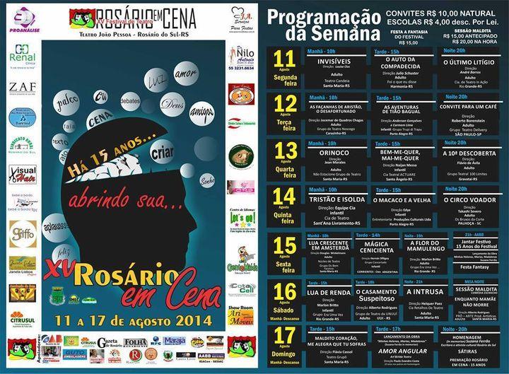 Festival Internacional de Teatro ROSÁRI