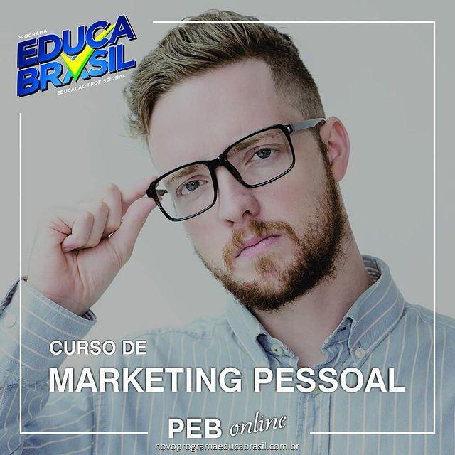 Curso de Marketing Pessoal | PEB online