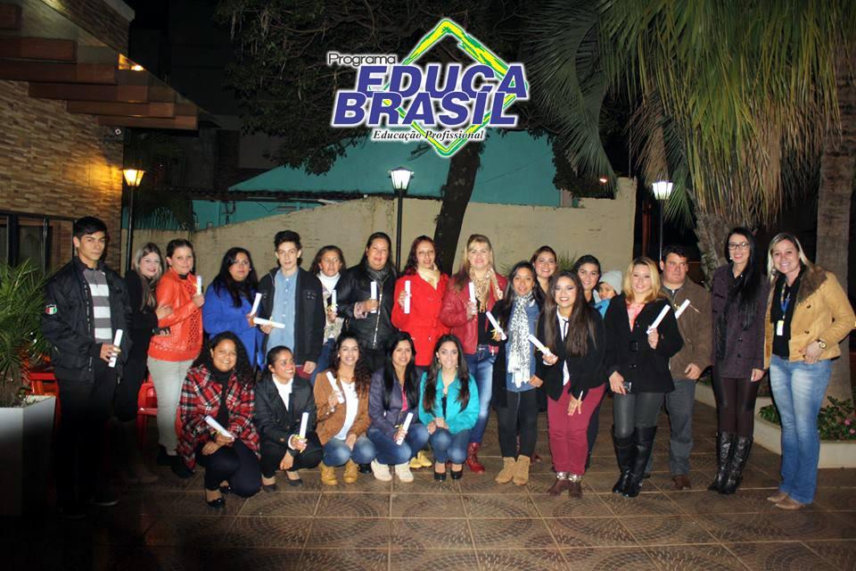 Final de Curso   São Borja/RS