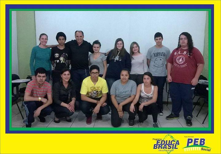 Palestra |  Curso de Operações Comercias e Administrativas | Cachoeira do Sul