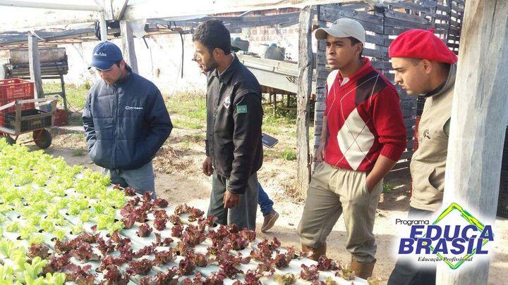 Dia de Campo | Curso de Administração do Agronegócio | Dom Pedrito/RS