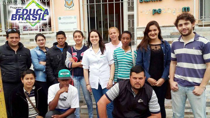 Visita Técnica | Curso de Assistente Veterinário | Santana do Livramento/RS