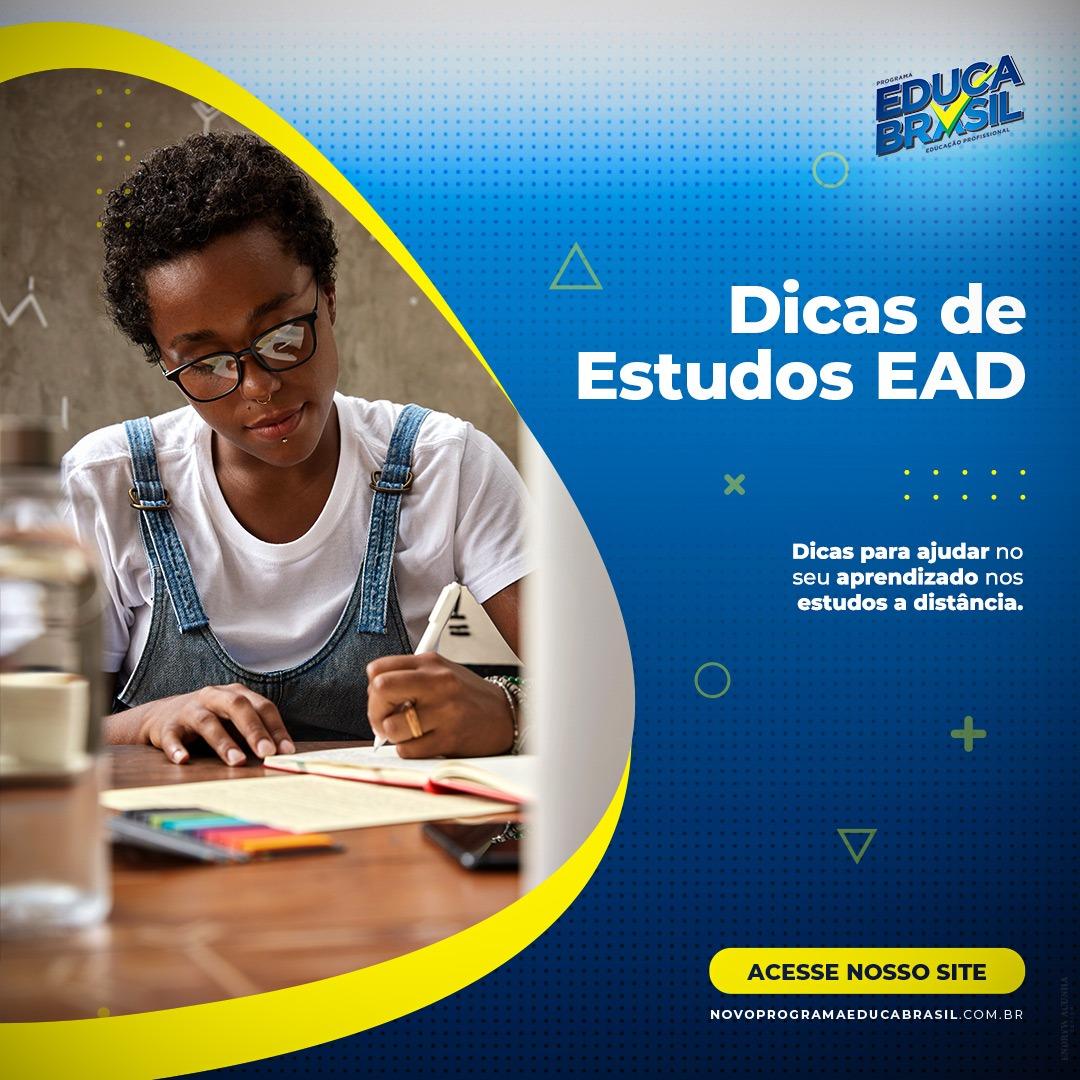 Dicas de Estudos EAD