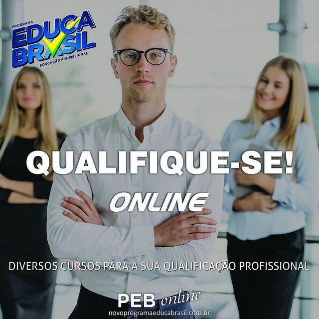 Confira os cursos EaD-online do PEB