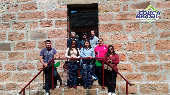 Visitação Técnica | Curso de Administração do Agronegócio | Santiago RS