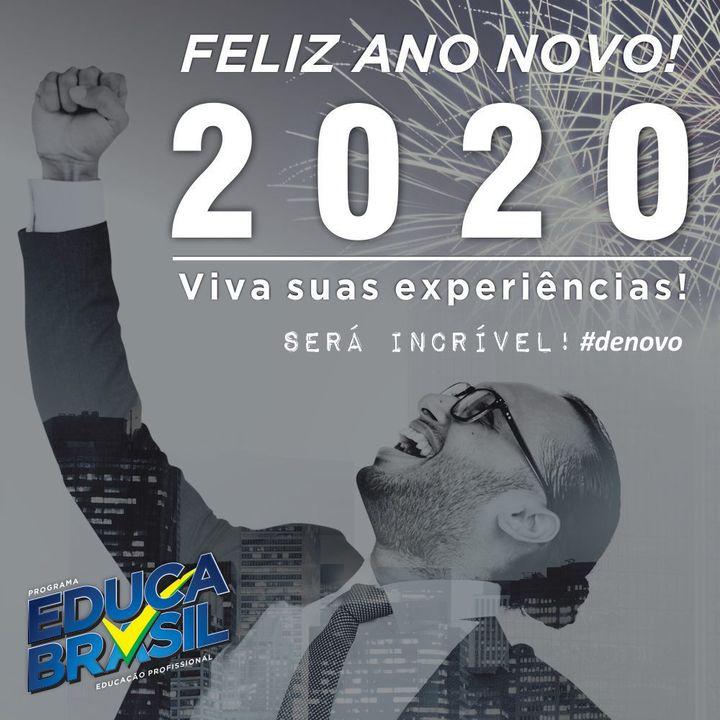 Feliz 2020! Viva suas Experiências!