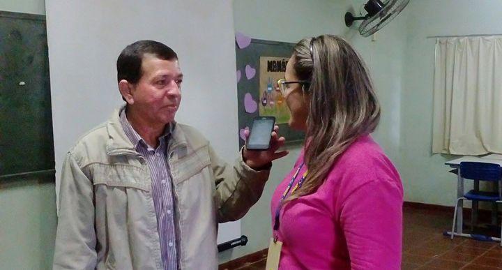 Entrevista à comunidade de São Borja/RS sobre os cursos do PEB Social