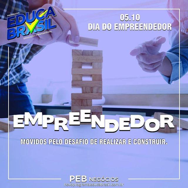 Dia do Empreendedor | 10.05
