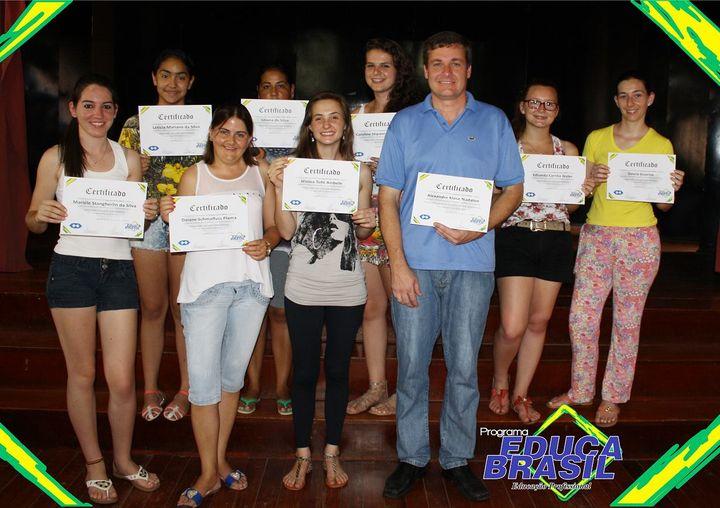 Final de Curso | Curso de Capacitação Comercial Administrativa | Jaguari/RS