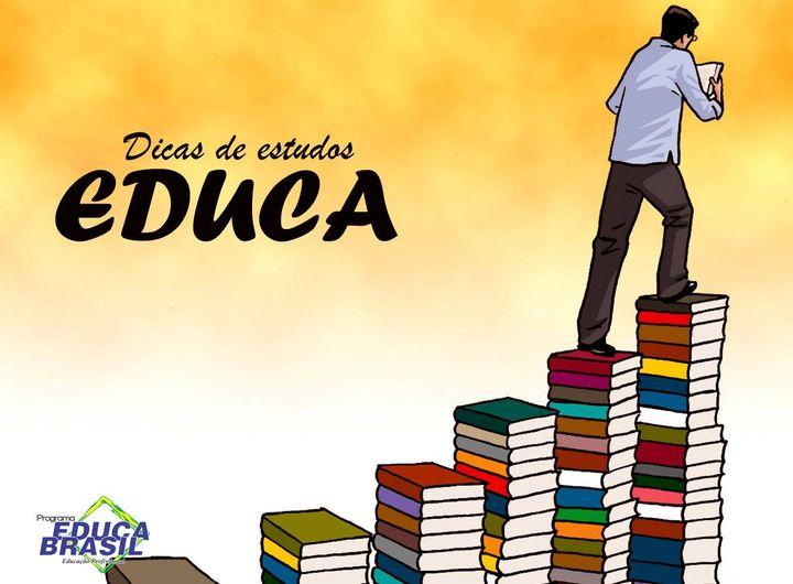 DICA DE ESTUDO EDUCA!  Memorização!  T