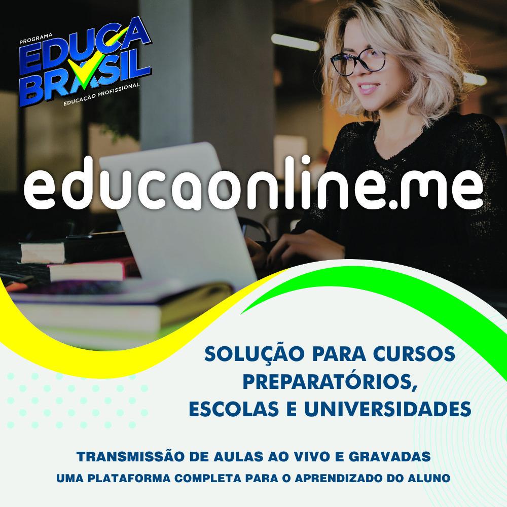 Educaonline.me | Plataforma Preparatória
